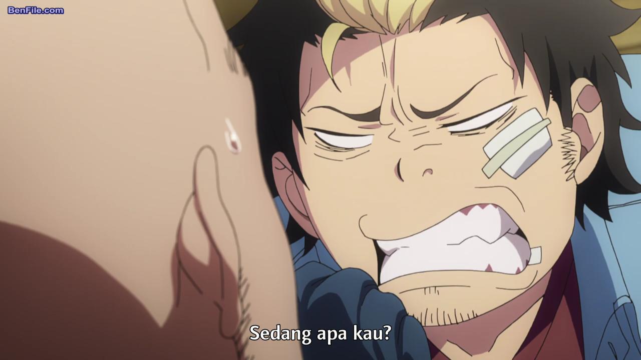 Ao no Exorcist: Kyoto Fujouou-hen Episode 12 Subtitle Indonesia [TAMAT]