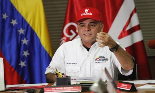 Los catastróficos números de Manuel Quevedo durante su primer año de gestión en Pdvsa