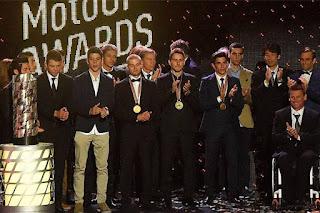 Marc Marquez Raih MotoGP Awards 2016