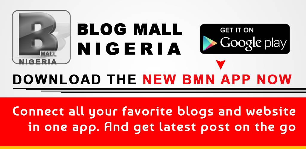 DOWNLOAD BLOG MALL NIGERIA APP