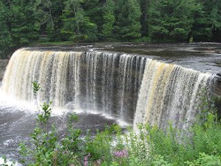 Tahquamenon Upper Falls, July 2010