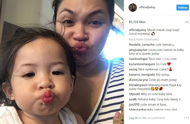 If You Think Juday's Baby Luna is Adorable, Watch This!