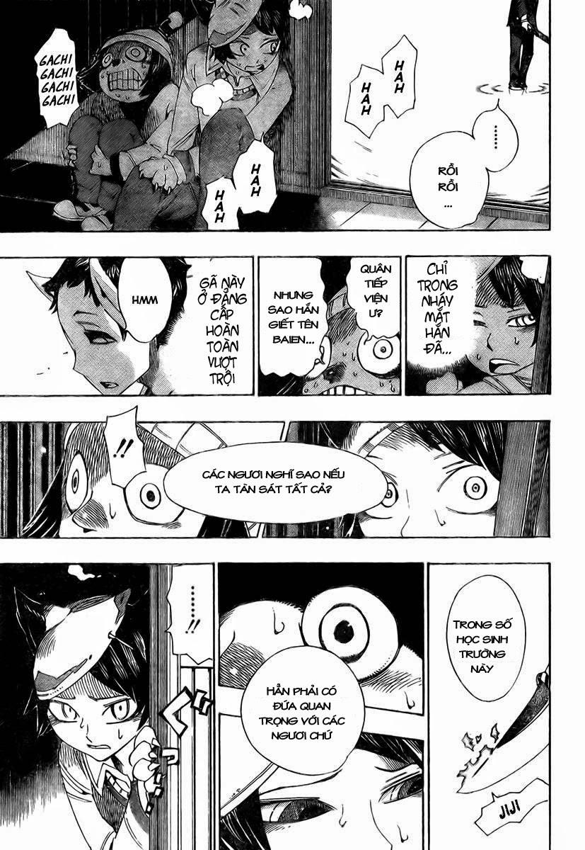 Bokke-san Chap 8 - Next Chap 9