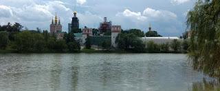Moscú, Convento de Novodévivhi.