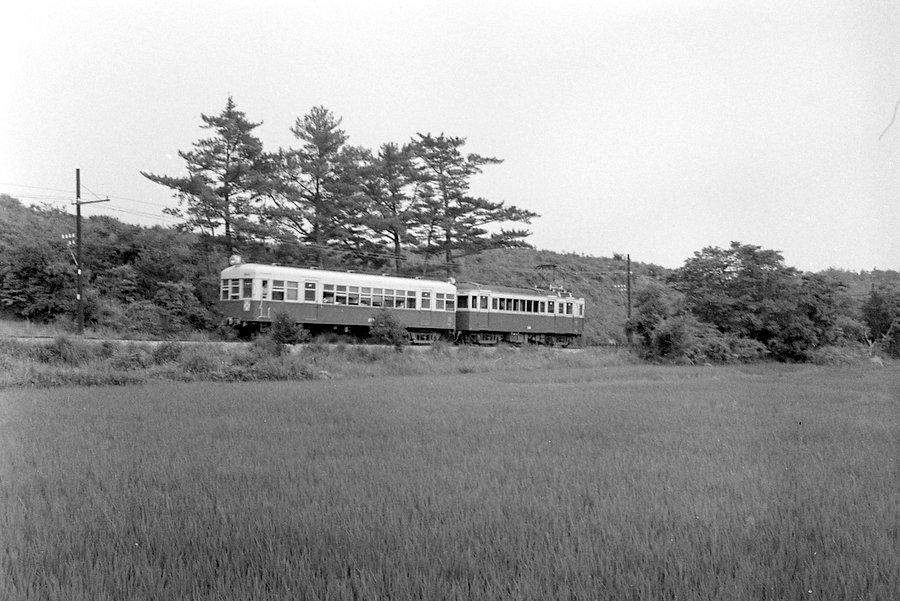 三重交通ク600形電車
