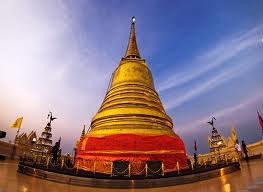 Wat Saket-Golden Mount