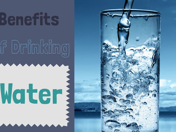 The Benefits about Water