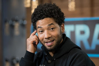 Jussie Smollett Empire actor Popularly known as Jamal Lyon.