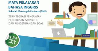 Modul PKB Bahasa Inggris SMP Revisi 2017 dejarfa.com