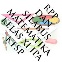RPP dan Silabus Matematika Kelas XI IPA (KTSP)