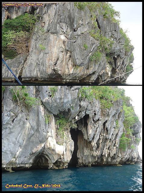 Pinasil Island & Cathedral Cave, El Nido Palawan