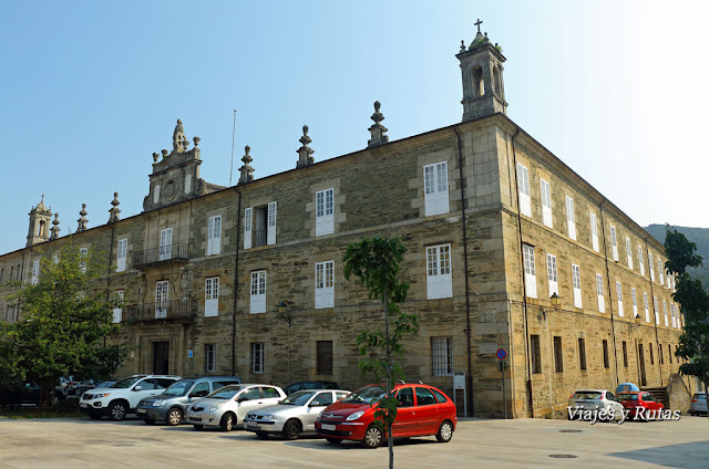 Real Seminario Conciliar de Santa Catalina, Mondoñedo