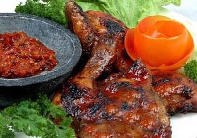 Resep Ayam Bakar Istimewa Bumbu Kecap