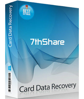 Download Gratis 7thShare Card Data Recovery v1.3.9.6 Full Version