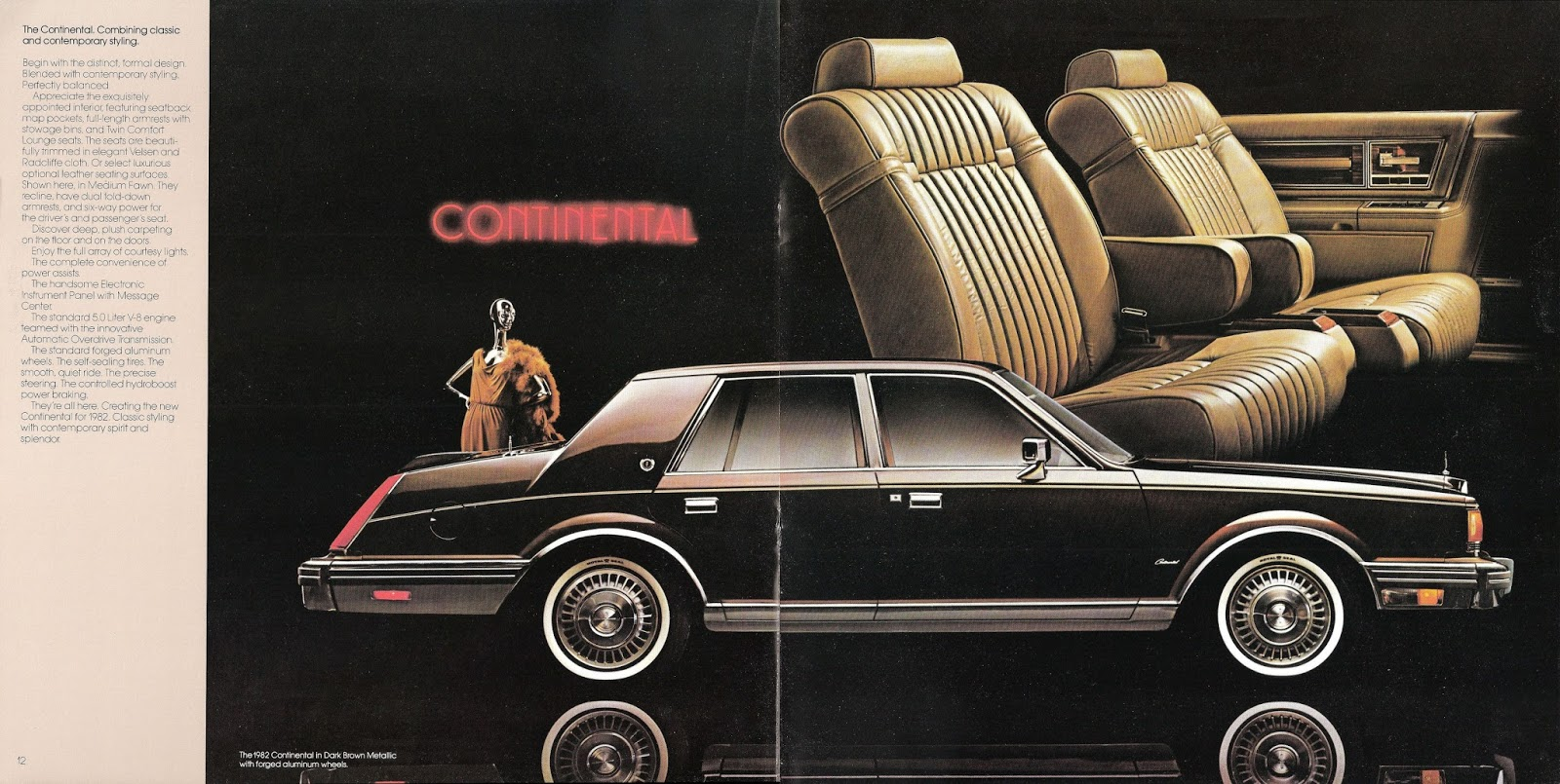 Crawling From The Wreckage 1982 Lincoln Continental