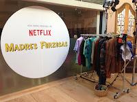 Presentación de 'Madres forzosas', la nueva serie de Netflix