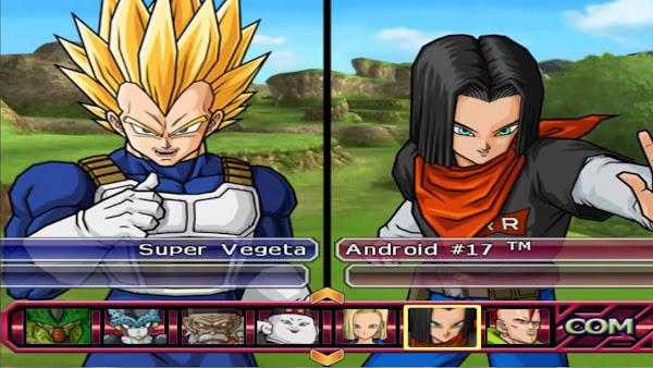 Dragon Ball Z: Budokai Tenkaichi Screenshot