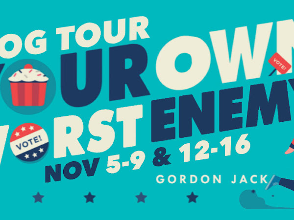 Blog Tour: Your Own Worst Enemy by Gordon Jack