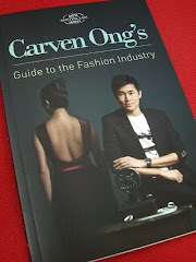 Carven Ong's Guide to the Fashion Industry