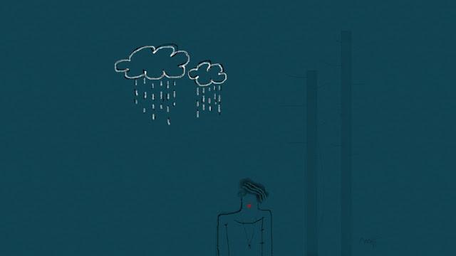 မ်က္႐ႈ ● ျပတင္းတံခါးအျပင္ဘက္က မိုးစက္မ်ား (ဝတၳဳတို)