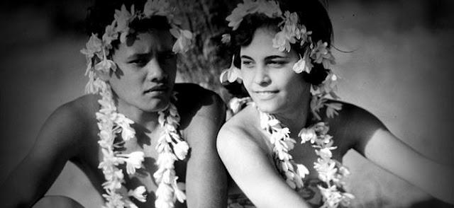 Les amants maudits dans Tabou, de Murnau (1931)