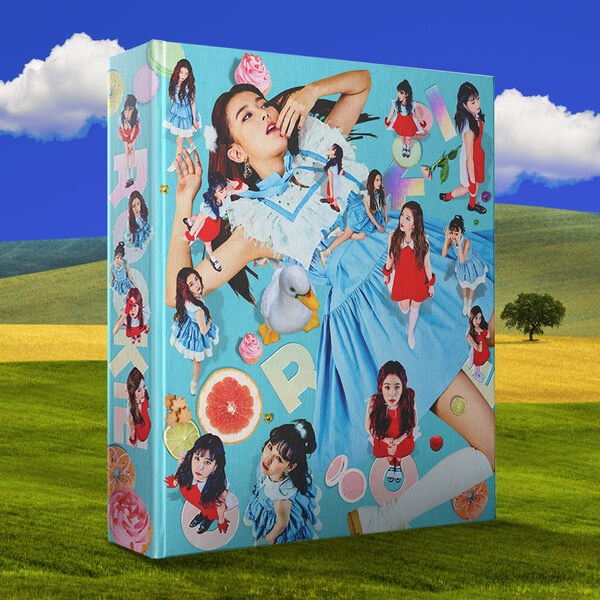 Red Velvet (레드벨벳) – Happily Ever After Lyrics