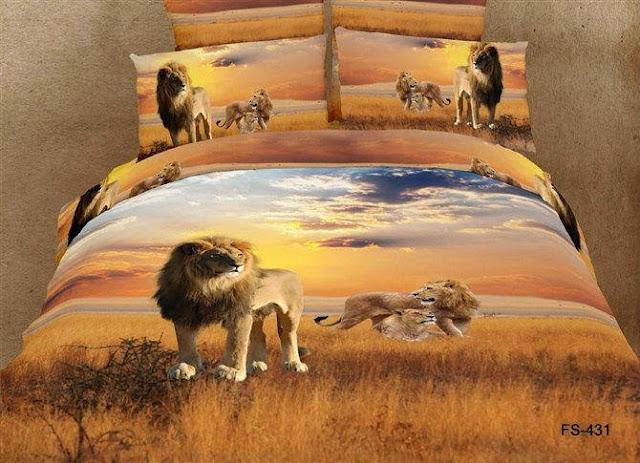 3D Bed Linens 4
