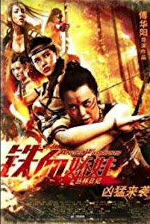 Download Film Angel Warriors (Tie Xue Jiao Wa) (2013) WEB-DL Sub Indonesia