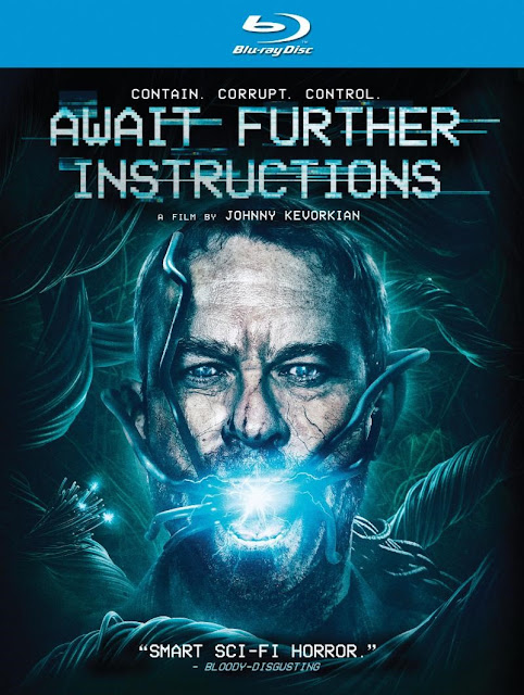 Await Further Instructions Box Art