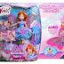 New Winx Club Butterflix doll promotion in Greece!