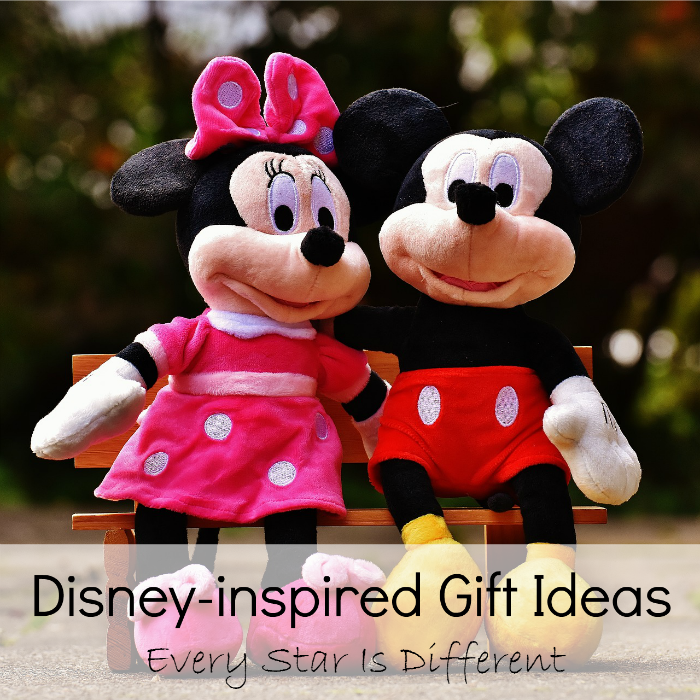 Disney-inspired Gift Ideas