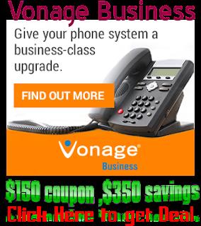 Vonage discount coupons