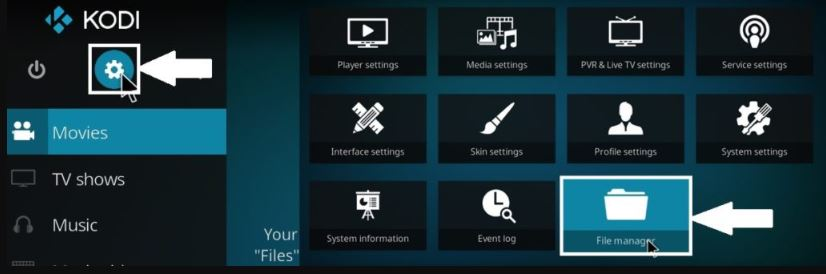 exodus addon install on kodi for fire stick