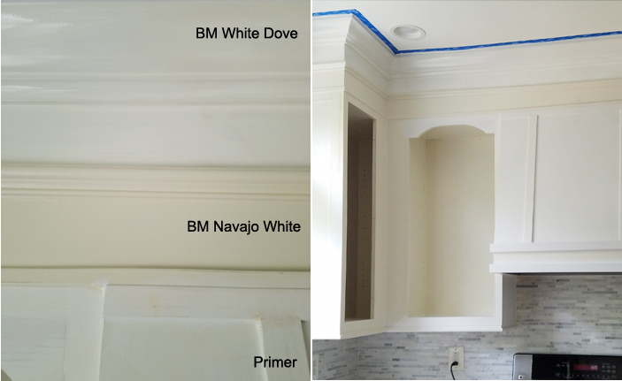 10 Simple Steps To Re Paint Your Kitchen Cabinets Remodelando La Casa