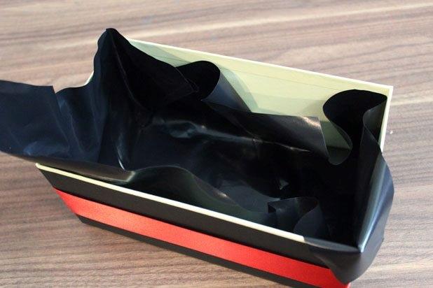 Bayana, el yapımı romantik gül kutusu