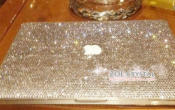 brand new fcf10 b550b Bling and Stylish MACBOOK Pro / Air / Retina White Crystal 11inch or ...