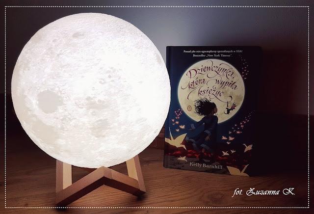 Magia na wyciągnięcie ręki - Kelly Barnhill ''Dziewczynka, która wypiła księżyc'' *Natalia*