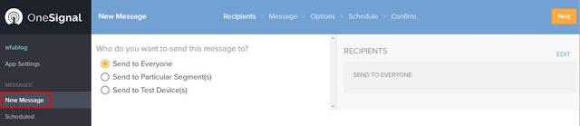 onesignal-web-push-notification-7-讓 Blogger 網站可以向訂閱者發佈通知﹍OneSignal 網頁推播訊息外掛