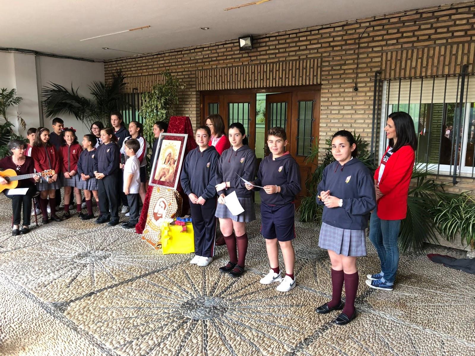 100 Merced Colegio Ntra Sra De Las Mercedes Córdoba Oración 24 Abril