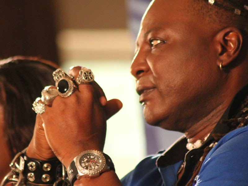 Charlyboy calls pastors, politicians with private jets 'bastards'