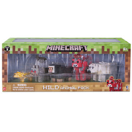 Minecraft Series 3 Mooshroom Overworld Figure