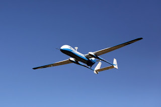 Heron-model UAV