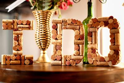 Noivado 2016, tendências de decoração DIY! Grupo Ágata
