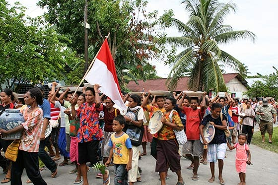 4 Tradisi Unik Di Papua Yang Jarang Diketahui