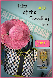 Tales of the Traveling Tote Series: Next Installment Coming June 1, 2019