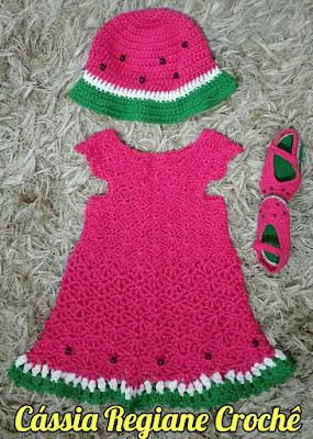 Croche Boneco Yoyo melancia | Carrefour | 400x285