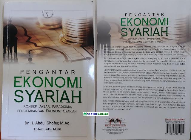 Buku Pengantar Ekonomi Syariah - Abdul Ghofur