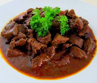 Resep Rendang Daging Special