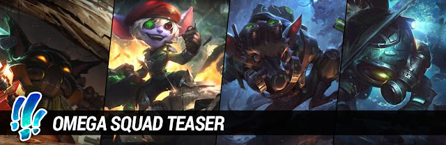 Surrender At 20 Omega Squad Teaser Twitch Tristana Fizz And