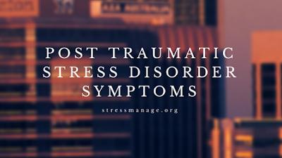 complex post traumatic stress disorder symptoms